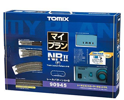 TOMIX Nゲージ 90945 マイプラン NR II (F)