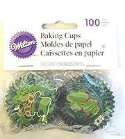 Wilton St Patricks Day Mini Baking Cups 100/pkg