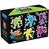 Keith Haring Glow-in-the-Dark Puzzle