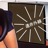 ひざ暖板(DH-204型)/ 遠赤外線デスクパネルヒーター