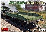 ミニアート 1/35 ソビエト無蓋貨車16.5-18トン プラモデル MA35075