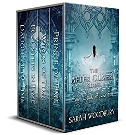 The After Cilmeri Series Boxed Set: Daughter of Time/Footsteps in Time/Winds of Time/Prince of Time by [Woodbury, Sarah]