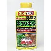 パラパラ まくだけ の 除草剤 【ネコソギエースX】 粒剤 850g