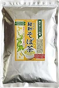 お茶で百歳 韃靼そば茶 国産 だったんそば茶 ( 北海道産 だったん蕎麦茶 満天きらり品種 400g )