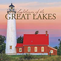 Lighthouses of the Great Lakes 2020 Calendar