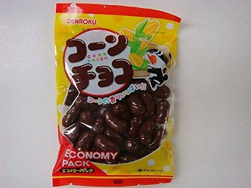 でん六 エコノミーパック コーンチョコ 72g×20袋