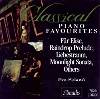 Classical Piano Favorites: V / A