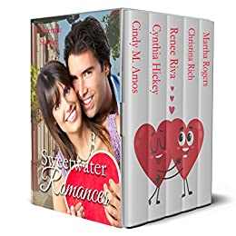 Sweetwater Romances by [Amos, Cindy M., Hickey, Cynthia, Riva, Renee, Rich, Christina, Rogers, Martha]