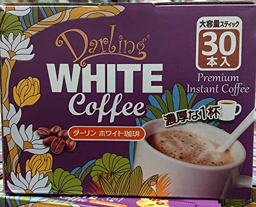 DARLING WHITE COFFEE マレーシア インスタント コーヒー 600g