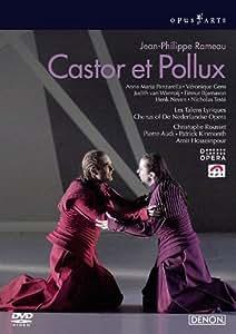ラモー 歌劇「カストールとポリュックス」ネーデルラント・オペラ2008年 [DVD]