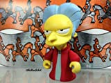 Kidrobot Simpsons Tree House of Horror Burns 3