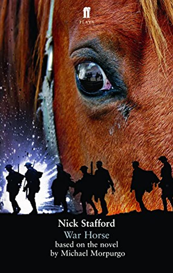 の前で騒失War Horse (English Edition)