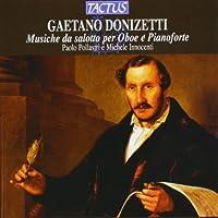 Donizetti: Musiche da salotto per Oboe e Pianoforte (2001-03-06)