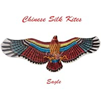 3d Extra LargeシルクEagle Kite – ChineseハンドメイドシルクKites FlyまたはDecor