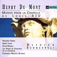 Du Mont;Motets a La Chapelle D