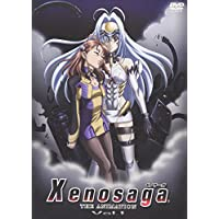 Xenosaga-ゼノサーガ THE ANIMATION
