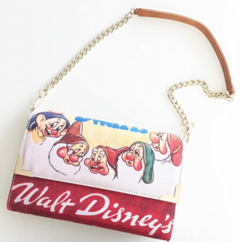 取寄品:3週間前後 [ディズニー] Disney ポスターアートバッグ / 白雪姫