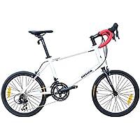KANO 20インチ マウンテンバイク 自転車 MTB SHIMANO 14段変速 前後ディスクブレーキ アルミフレーム 軽量 MountainBike