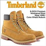 ティンバーランド (ティンバーランド)Timberland ブーツ 6INCH PREMIUM WATERPROOF BOOTS 6インチ プレミアム ウォータープルーフ ブーツ 10061 (国内正規品)