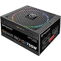 Thermaltake SMART PRO RGB 750W PC電源ユニット [80PLUS BRONZE認定 256色発光対応ファン搭載] PS751 PS-SPR-0750FPCBJP-R