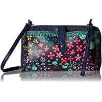 Sakroots womens Large Smartphone Crossbody