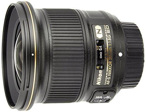 Nikon 単焦点レンズ AF-S NIKKOR 20mm f...