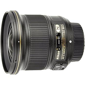 Nikon 単焦点レンズ AF-S NIKKOR 20mm f/1.8G ED AFS20 1.8G