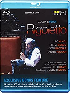 Verdi: Rigoletto [Blu-ray] [Import]