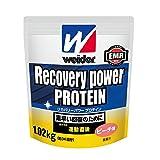 ウイダー リカバリーパワープロテイン ピーチ味 1.02kg