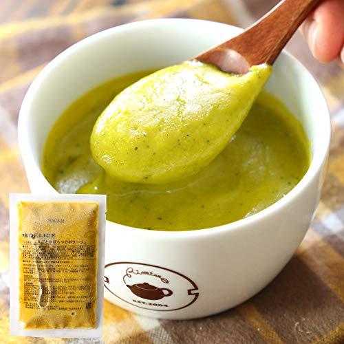 ダイエット 食品 スープ 置き換え 40代から始める男の スープセット 10P入り 無添加 冷凍 調理不要 (丸ごとかぼちゃのポタージュ)