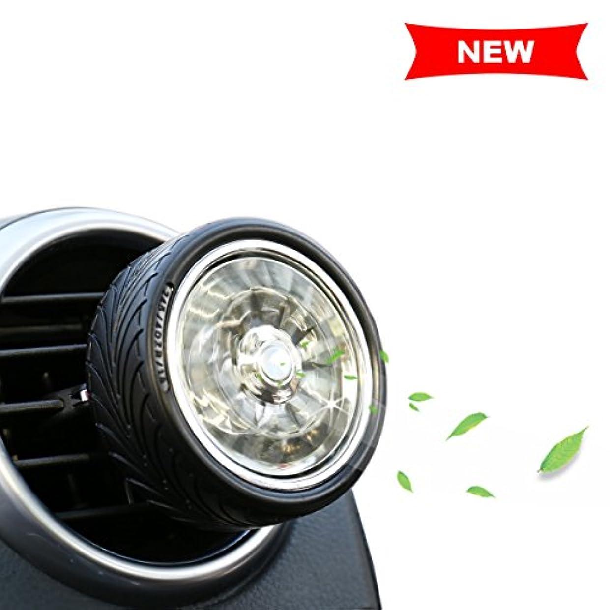 後方に要件対象Aromatherapy Essential Oil Diffuser Car Air Freshener匂い、煙、臭気削除イオンエアークリーナー、シガレット、ほこり、なアクセサリーの自動車/ RV &車ギフト| CE、...