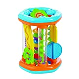 Bruin Roll n Spin Activity Tower by Bruin Infant