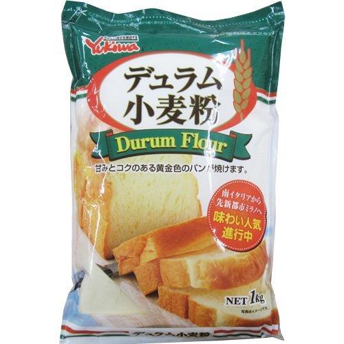 雪和食品 デュラム小麦粉 チャック付 1000g×5