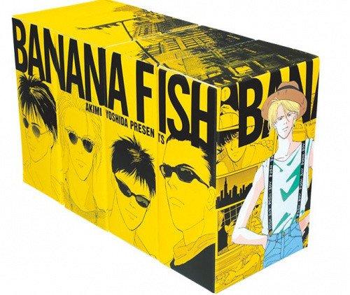 BANANA FISH 復刻版BOX (vol.1-4)