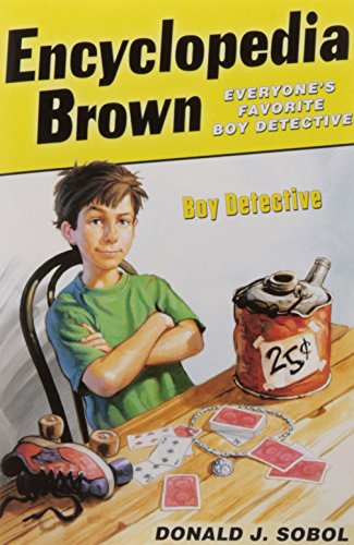Encyclopedia Brown, Boy Detectiveの詳細を見る