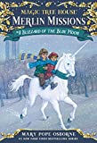 Blizzard of the Blue Moon (Magic Tree House (R) Merlin Mission Book 8) (English Edition)