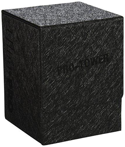 プロ仕様タワー型デッキボックス 黒 PRO-TOWER DE...