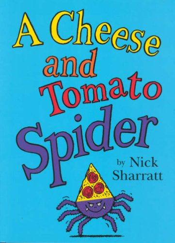 A Cheese and Tomato Spider Novelty Picture Bookの詳細を見る