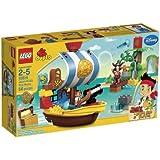 LEGO 10514 DUPLO Jake - Pirate Ship Bucky レゴ デュプロ 並行輸入海外直送品・並行輸入品