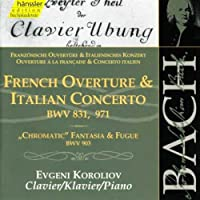 Bach;French Overture/Italian C