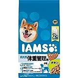 アイムス (IAMS) ドッグフード 成犬用 体重管理用 小粒 チキン 1.2kg