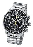 セイコー 逆輸入モデル クロノグラフ CHRONOGRAPH SNA411P1 [海外輸入品] メンズ 腕時計 時計