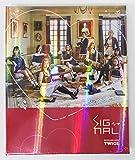 トワイス - SIGNAL (4th Mini Album) [A ver.] CD+Photobook+Photocard+Pre-order Benefits+Folded Poster [KPOP MARKET特典: 追加特典フォトカードセット] [韓国盤]