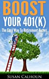 Best 401kの洋書 - Boost Your 401K: The Easy Way To Retirement Review