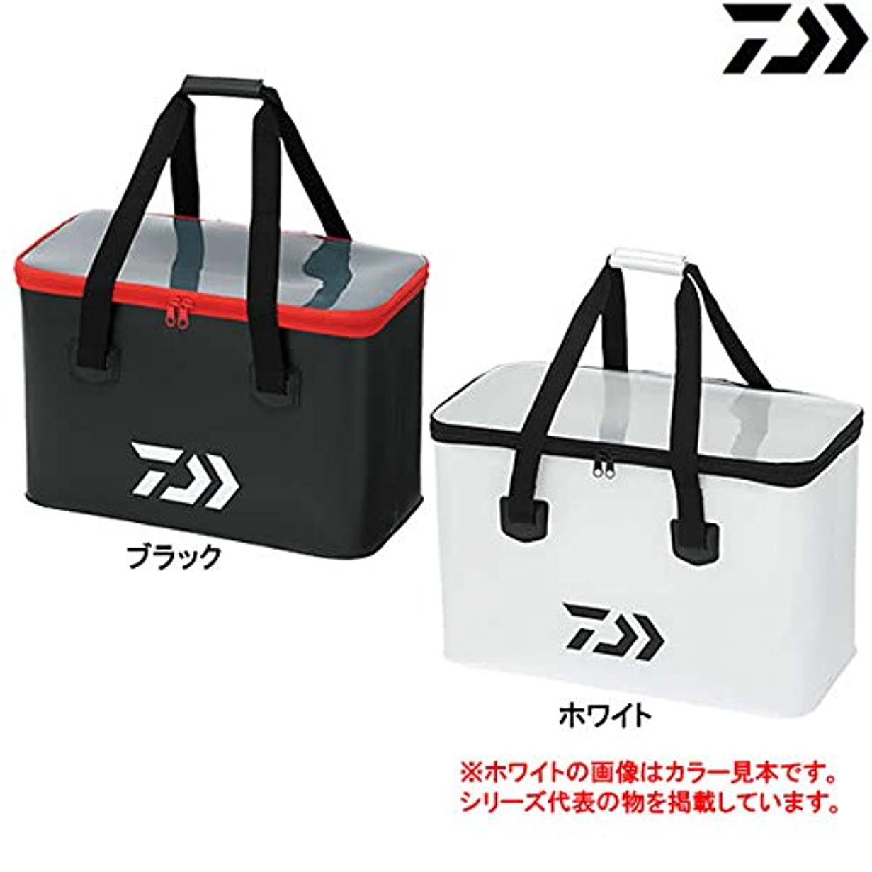 リングバック継続中肥料ダイワ タックルトート(J) 50 ブラック