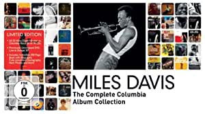 The Complete Columbia Album Collection: +DVD