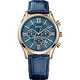 (ヒューゴボス) Hugo Boss 腕時計 AMBASSADOR CRONO 1513320 メンズ [並行輸入品]