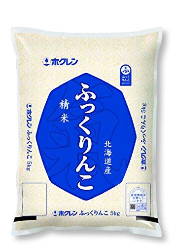 北海道産ふっくりんこ 袋5kg