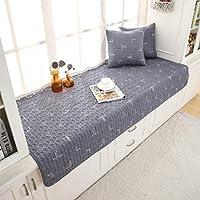 北欧 綿 出窓クッション,な 薄い 窓枠 バルコニー 食品 綿 畳 ノンスリップマット 洗濯機-D