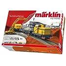 Marklin (メルクリン) 建設現場スターターセット29182 鉄道模型(HOゲージ) 海外仕様230V [並行輸入品]